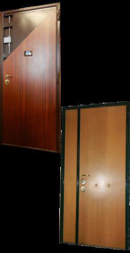 Porte Blindate 1 e 2 Ante OFFERTA ROMA - FAMIP